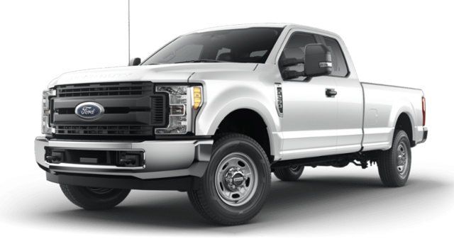 2018 Ford Super Duty F-250 XL